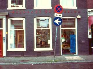 Haagse Kunstkring artist group located in The Hague, Netherlands