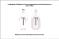 Habit of the discalced Augustinian priest-friars of the congregation of the Philippines.png