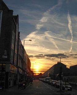 Khu Hackney của Luân Đôn
