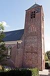 hagestein kerktoren noordkant