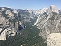 Half Dome viewed from Glacier Point in Yosemite National Park.jpg