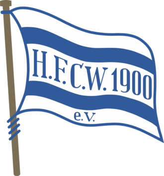 Hallescher FC - Logo of Wacker Halle