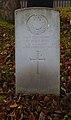 Halliday CWGC gravestone, Kirkdale Cemetery.jpg