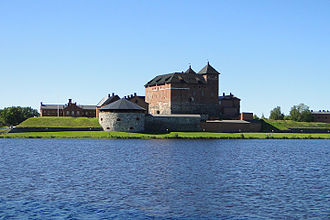 Hämeenlinna - The castle