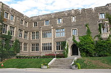 Hamilton Hall at McMaster University