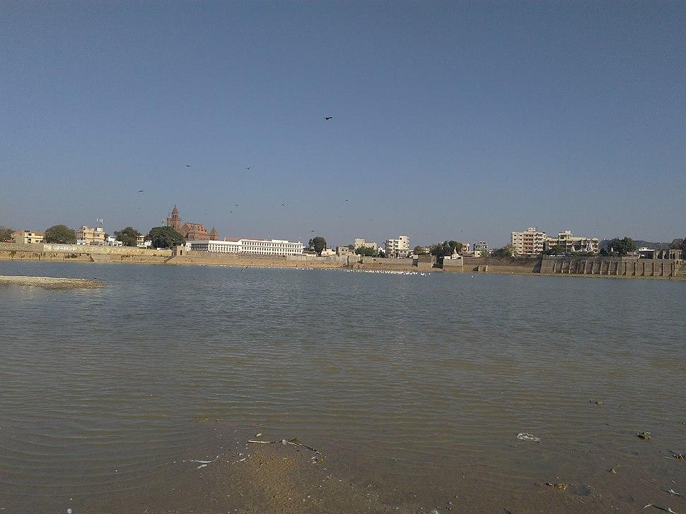Hamsir Lake, Bhuj, GJ