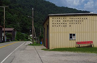 Handley, West Virginia Town in West Virginia, United States