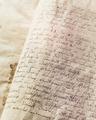 Handskrift i bibel från 1600-talet - Skoklosters slott - 102317.tif
