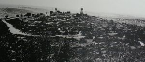 1938 in Mandatory Palestine - Kibbutz Hanita, built in the Tower and stockade settlement method, 1938