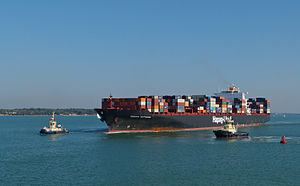 Hapag Lloyd Osaka Express in the Solent.jpg
