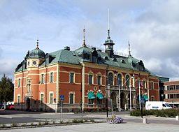 Haparanda city-hoteller (sammanbyggt med kommunehuset)