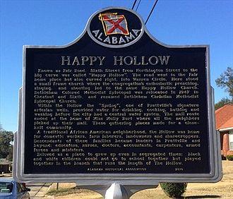 Prattville, Alabama - Historical Marker
