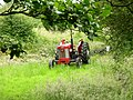 Happy Tractor - geograph.org.uk - 489187.jpg
