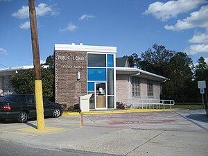 Harahan, Louisiana - Harahan Library