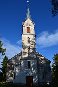 Hargla church 2013.JPG