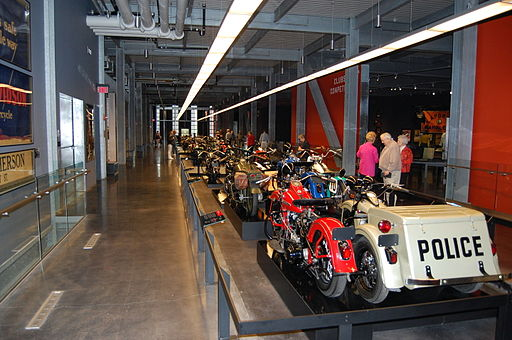Harley-Davidson Museum - Virtual Tour