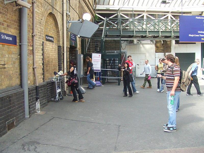 Roteiro de Harry Potter em Londres