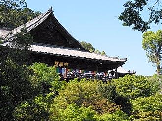 Shingon-shu Buzan-ha - Hase-dera, main temple of the Buzan-ha sect.