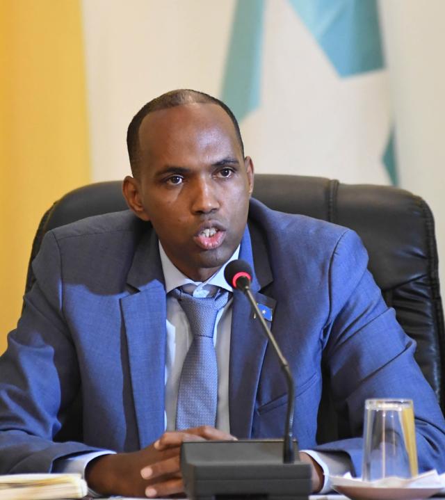 Hassan Ali Khayre - Wikiwand