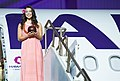 Hawaiian Airlines Disney Moana Airplane Auliʻi Cravalho (50799754531).jpg