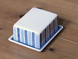 Kühlschrank Butterdose : Butterdose u wiktionary