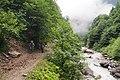 He road along the river Laskadura - panoramio.jpg