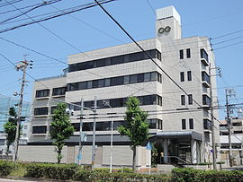 Headquarters of Kisoji.JPG