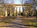 Heaton Park - Town Hall Colonnade - geograph.org.uk - 1748224.jpg