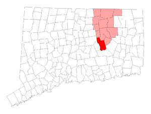 Hebron, Connecticut - Image: Hebron CT lg