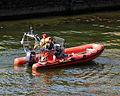Heidelberg - Schlauchboot Wasserrettung DLRG.JPG