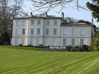 Heligan estate - Heligan House
