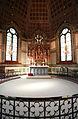Hellig Kors Kirke Copenhagen altar enclosure.jpg