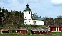Tryserums kirke og hjemstavnfriluftsmuseum