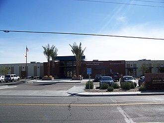 San Jacinto Valley - Hemet Unified School District Headquarters, built in 2007