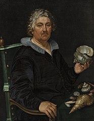 Portrait of the Shell Collector Jan Govertsen van der Aer (1545–1612)