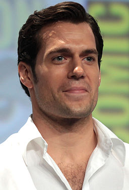 Henry Cavill SDCC 2014 (cropped)