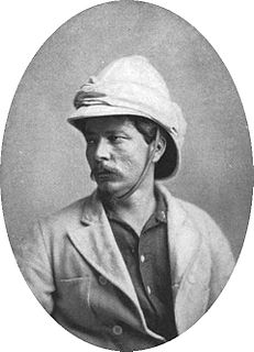 Henry Morton Stanley Welsh journalist and explorer