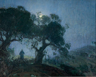 Henry Ossawa Tanner - The Good Shepherd, 1902–1903