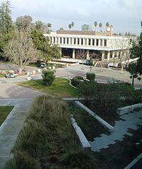 Fresno State Kremen Building