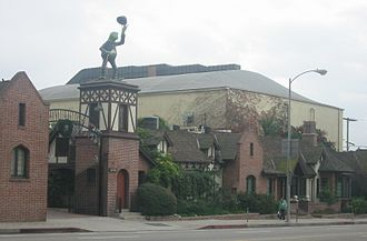 The Jim Henson Company - The Jim Henson Company Lot in Los Angeles.