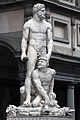 Heracles and Cacus (Florence) 2013 February.jpg