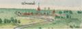 Herentals in 1583 - Deze tekening stond in de rechterbovenhoek van een tekening van Eindhoven.png