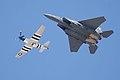 Heritage Flight 3rd Pass 04 MacDill AirFest 5Oct2011 (14699377772).jpg