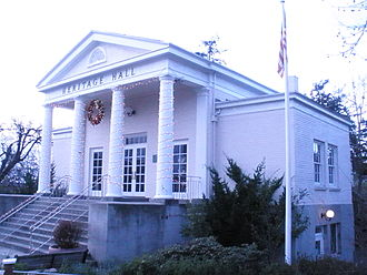 Kirkland, Washington - Image: Heritage Hall Kirkland Washington