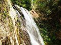 Hermosa cascada en el cerro el aguacate san joaquin Venezuela.jpg