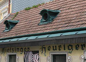 "Hietzing - Former wine tavern ""Hietzinger Heuriger"""