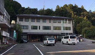 Higashishirakawa, Gifu Village in Chūbu, Japan