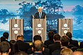 High-level Conference on Energy 'Europe's Future Electricity Market' Jerzy Buzek (36484030354).jpg