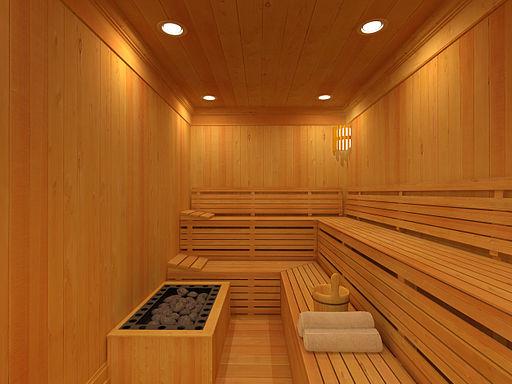 Highgrove Sauna