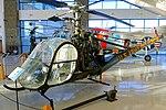 Hiller OH-23B Raven, 1948 - Evergreen Aviation & Space Museum - McMinnville, Oregon - DSC00952.jpg